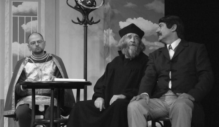 SOUTĚŽ: Legendární Divadlo Járy Cimrmana vystoupí již tuto neděli v Metropolu