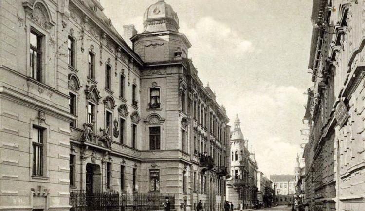 DRBNA HISTORIČKA: Ulice 28. října se do roku 1921 jmenovala Střelničná