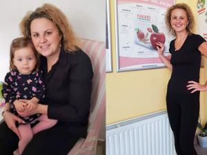 Nikola za šest měsíců zhubla neskutečných 30 kilo a cítí se skvěle, pomohl jí Naturhouse