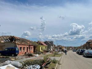 Z Budějc zítra vyjede kamion s věcmi potřebnými na jižní Moravě. Přispět mohou lidé na třech místech v kraji