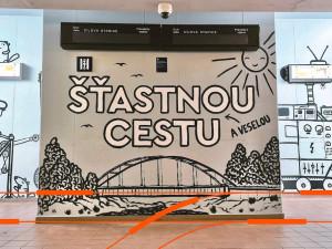 Stavba terminálu ve Veselí nad Lužnicí stála 30 milionů korun