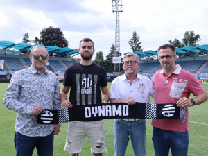 Dynamo hlásí posilu na pozici brankáře. Přichází mládežnický reprezentant Dávid Šípoš