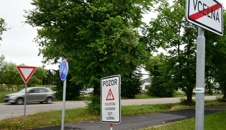 Bezpečná doprava pro cyklisty: Mezi Včelnou a Rožnovem vznikne provizorní spojka
