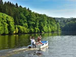 Vltava na Budějovicku očekává plavební rekord