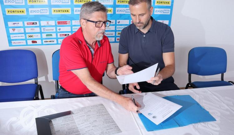 Dynamo podepsalo s Táborskem memorandum o spolupráci
