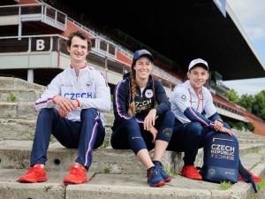 Jihočeská stopa na olympijských hrách. Podívejte se, kdo vyrazí bojovat o medaile