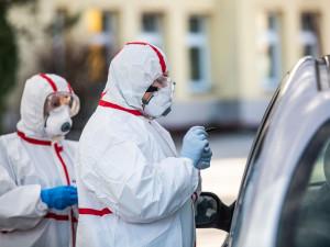 Na jihu Čech přibylo za poslední týden třiatřicet nových případů koronaviru