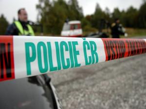 Policie vyšetřuje úmrtí mladé ženy na jihu Čech. Podezřelého muže zadržela
