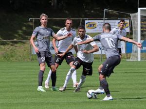V generálce Dynamo prohrálo s Pafosem