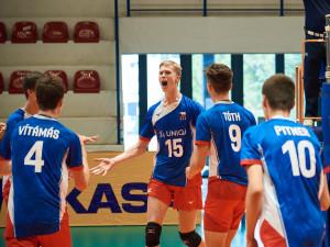 Tři hráči Jihostroje reprezentovali na Mistrovství Evropy do 17 let