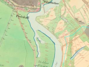 Podívejte se, jak vypadal Jihočeský kraj před 200 lety. Historické mapové podklady jsou on-line