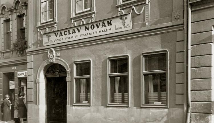 DRBNA HISTORIČKA: Okolí Hroznové ulice byla skoro vinná lokalita
