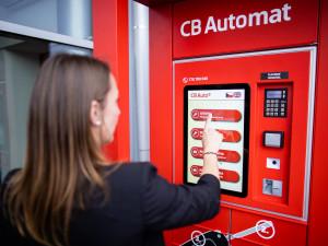 CB Auto spustilo zcela novou službu bezkontaktního servisu – CB Automat