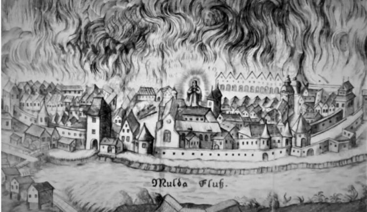 Před 380 lety zažily České Budějovice nejhorší požár v dějinách