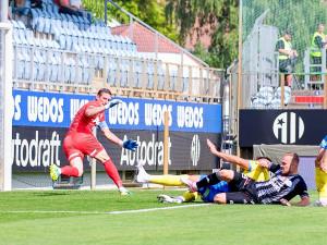 Úvod na jedničku. Dynamo porazilo Teplice