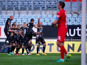 Fotbalista Mihálik ukončil více než roční čekání na ligový gól