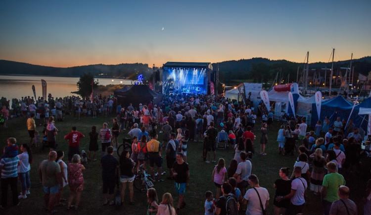 Lipno Sport Fest a ČEZ Energy fest potvzují, že sport a hudba spolu ladí