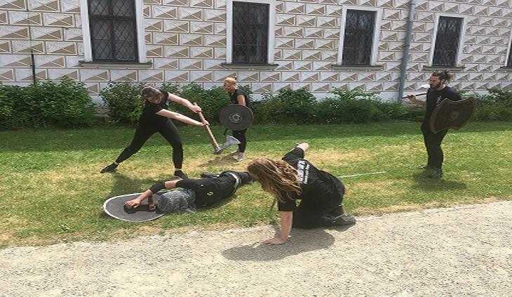 Vzdělávací a kulturní centrum Jindřichův Hradec srdečně zve na kulturní program měsíce srpna