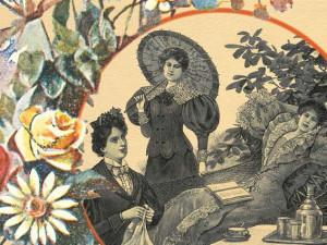 K zábavě i k odpočinku. Jihočeské muzeum odhaluje, jak ženy trávily svůj volný čas v 19. století
