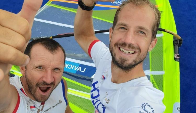 Olympijský závod byl strašně těžký, hodnotí Jihočech Karel Lavický. V Tokiu vylepší české maximum