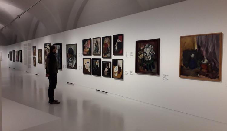Ruská avantgarda na Hluboké přilákala rekordních 22 tisíc lidí