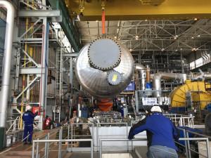 ČEZ oznámil zvýšení výkonu prvního bloku Jaderné elektrárny Temelín