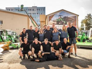 V Budějcích otevírá Avistech unikátní půjčovnu strojů a nářadí, kterou ocení nejen zahradníci