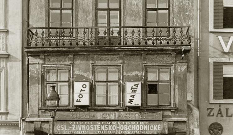 DRBNA HISTORIČKA: Dům číslo 33