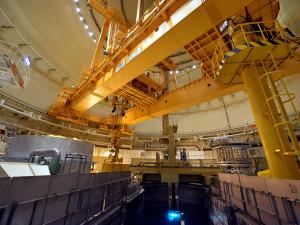 V Temelíně zavezli palivo do reaktoru odstaveného druhého bloku