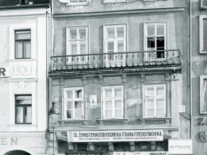 DRBNA HISTORIČKA: Dům číslo 34