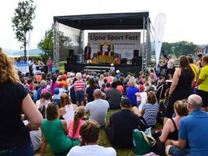Sport, zábava a kultura na jednom místě. Jubilejní Lipno Sport Fest začíná