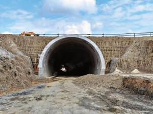 V části koridoru z Nemanic do Budějc budou minimálně dva tunely