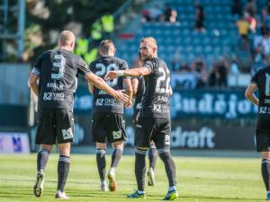 Dynamo neudrželo vedení a v Olomouci remizovalo