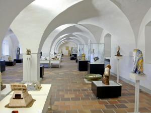 Alšova galerie otevřela v Bechyni nové prostory pro keramiku