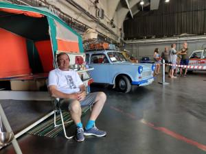 Sraz vozidel Trabant, Wartburg a Barkas představil i naprosté unikáty