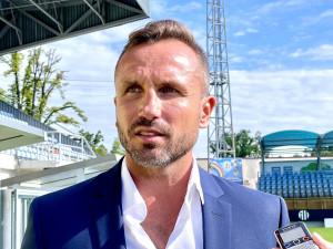 Naším cílem bude, aby celý kraj začal žít fotbalem, říká Tomáš Sivok