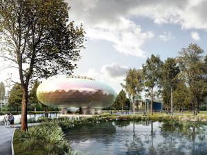 Zemědělské muzeum postaví na budějckém výstavišti budovy za 460 milionů