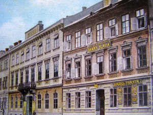 DRBNA HISTORIČKA: Banka Slavia