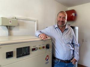 Tepelné čerpadlo mám dvacet let a nedám na něj dopustit, říká jeden z prvních zákazníků firmy Kostečka