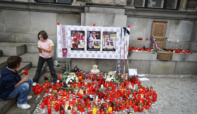 Deset let od tragédie v Jaroslavli. Při pádu letadla zemřel i Jihočech Jan Marek