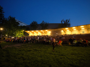 Koncert filmových hitů, Matky a Velký Gatsby uzavřou letní sezónu v Háječku
