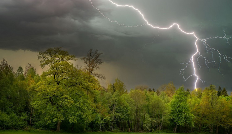 Jihočeský kraj zavede nový systém varování před extrémními projevy počasí