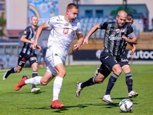 Dynamo prohrálo s Hradcem Králové. Rozhodla patička Vašulína