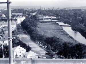 DRBNA HISTORIČKA: Jiráskovo nábřeží
