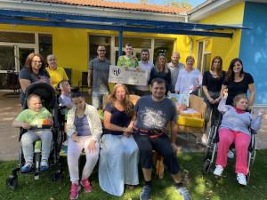 Nadační fond Dynama připravil charitativní týden