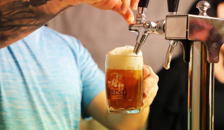 Vyražte zadarmo na mezinárodní pivní festival. Letos jako dvoudenní open-air pivní a hudební slavnost