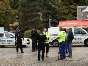 Policie vyšetřuje spor z mítinku ANO v Budějovicích. Muži měli ošetřit popáleniny