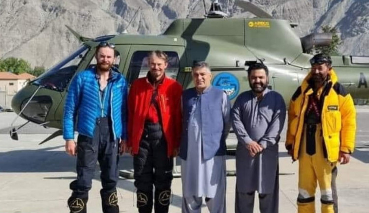 Uniqa neuhradí záchranu dvou horolezců v Pákistánu, potvrdila
