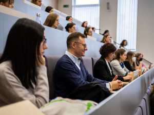Jaký má být budoucí učitel anglického jazyka? Otázku řeší v těchto dnech na půdě Filozofické fakulty Jihočeské univerzity studenti a pedagogové z pěti evropských zemí