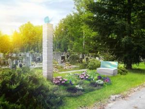 V Budějovicích vzniká památník pro předčasně zesnulé děti